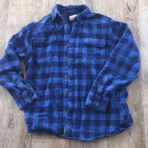 JACHS 100% cotton button down shirt jacket